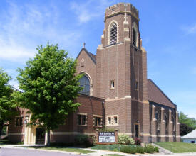 All Saints Catholic Church, New Richland Minnesota