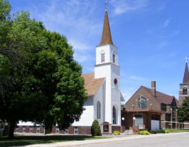 First Congregational Church, New Richland Minnesota
