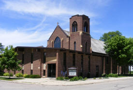 St. Peter's Lutheran Church, New Richland Minnesota