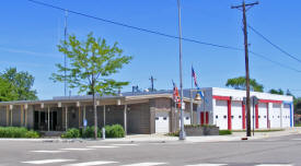 New Richland Fire Hall, New Richland Minnesota