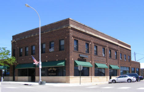 State Bank of New Richland building, 2010
