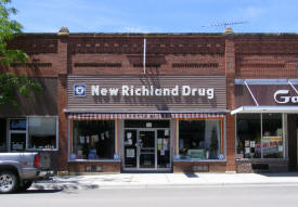 New Richland Drug, New Richland Minnesota