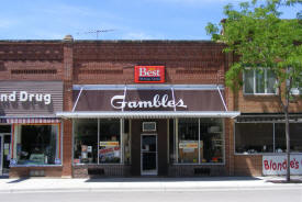 Gamble's Do It Best Hardware, New Richland Minnesota