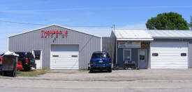 Thompson Auto Body Shop, New Richland Minnesota
