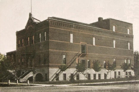Turner Hall, New Ulm Minnesota, 1914