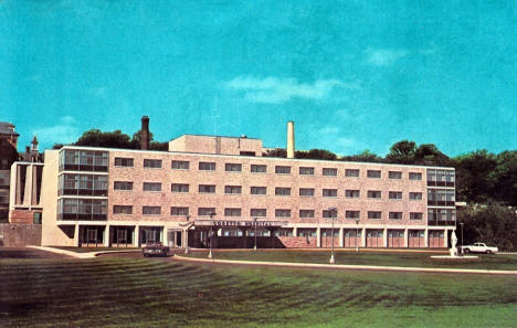 Loretto Hospital, New Ulm Minnesota, 1960's