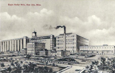 Eagle Roller Mills, New Ulm Minnesota, 1920's
