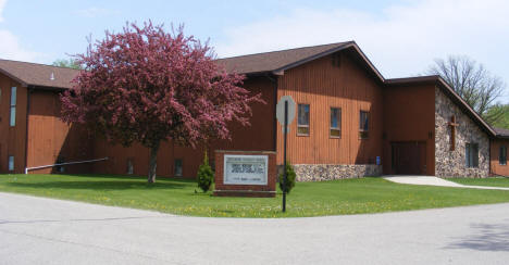Bethlehem Lutheran Church, Newfolden Minnesota, 2008