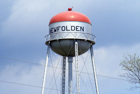 Water Tower, Newfolden Minnesota, 2008
