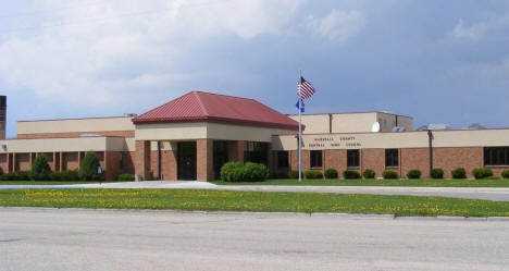 Marshall County Central High School, Newfolden Minnesota, 2008