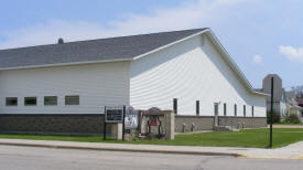Evangelical Free Church, Newfolden Minnesota
