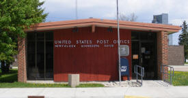 US Post Office, Newfolden Minnesota