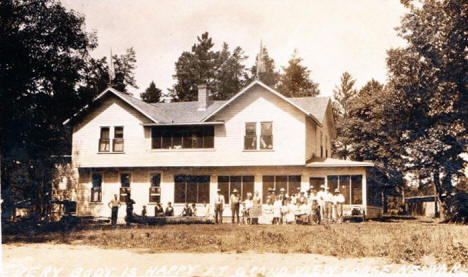 Grandview Lodge, Nisswa Minnesota, 1930's