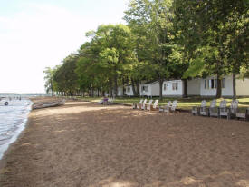 Sandy Beach Resort, Nisswa Minnesota