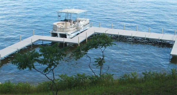 Floating Dock Systems Mn Roll In Docks Boat Lifts Floating