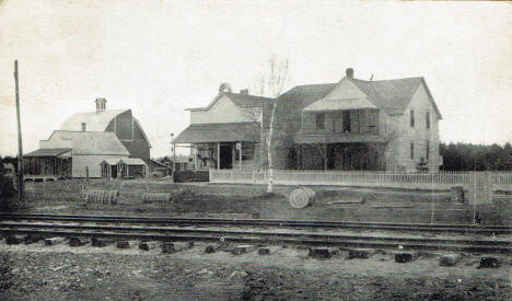 Murray's, Nisswa Minnesota, 1910's