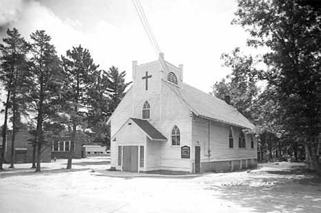 Community Church, Nisswa Nisswa Minnesota, 1950