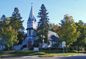 All Saints' Episcopal Church, Northfield Minnesota