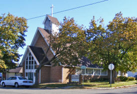 Image result for moravian church northfield