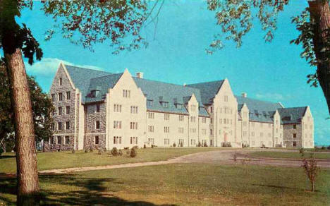 Thorson Hall, Northfield Minnesota, early 1960's