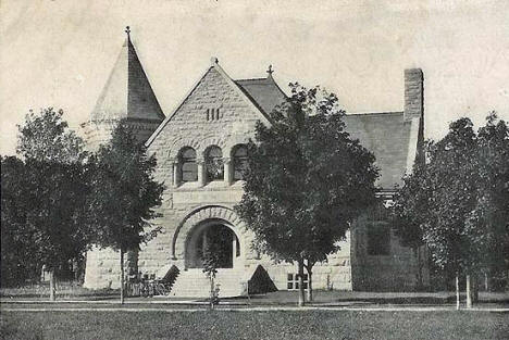 Scoville Memorial Library, Northfield Minnesota, 1906