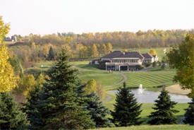 Willingers Golf Club. Northfield Minnesota
