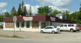 Northome Grocery, Northome Minnesota