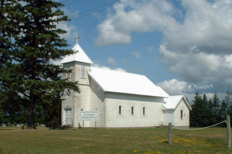 St. Joseph's Catholic Church, Shooks Minnesota, 2006
