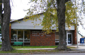 US Post Office, Hinckley Minnesota