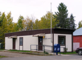 McGrath Post Office, McGrath Minnesota