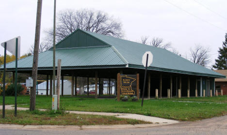 McGrath Pavilion, McGrath Minnesota, 2007