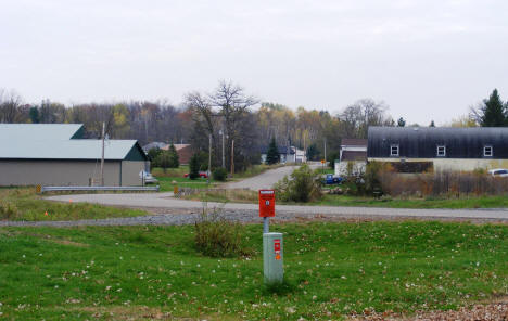 Street view of McGrath Minnesota, 2007