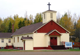 Our Lady of Fatima Catholic Church, McGrath Minnesota