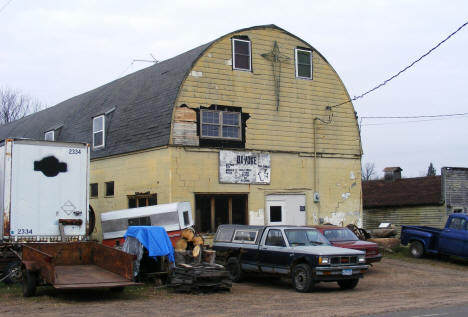 Former Ox Yoke Club, McGrath Minnesota, 2007