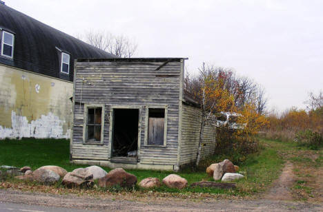 Abandoned building, McGrath Minnesota, 2007