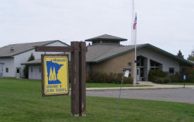 Minnesota DNR District Headquarters, Aitkin Minnesota