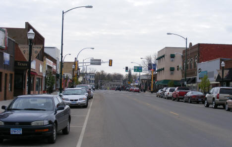 Street view, Minnesota Avenue looking south from 3rd Street, 2007