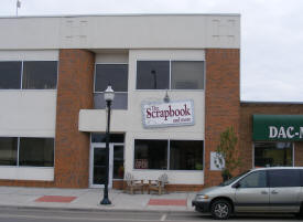 The Scrap Book and More, Aitkin Minnesota