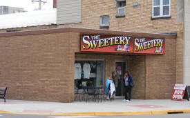 The Sweetery Candy & Giftshop, Aitkin Minnesota