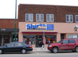 Shirts Plus, Aitkin Minnesota