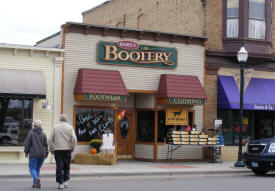 Bare's Bootery, Aitkin Minnesota