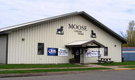 Moose Lodge, Aitkin Minnesota