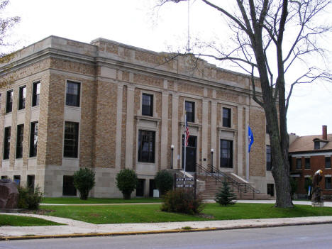 Aitkin County Courthouse, Aitkin Minnesota, 2007