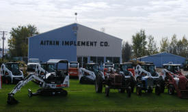 Aitkin Implement Company, Aitkin Minnesota