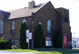First Congregational Church, Aitkin Minnesota
