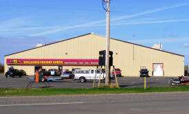 Unclaimed Freight North, Aitkin Minnesota