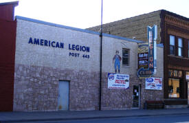 American Legion Post 443, Ironton Minnesota