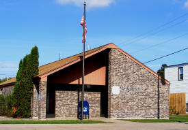 US Post Office, Ironton Minnesota