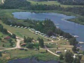 Woodland Trails Resort, Ogema Minnesota