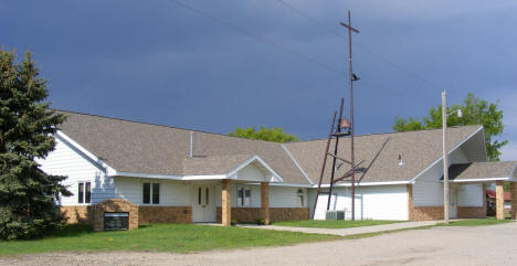 Most Holy Redeemer Church, Ogema Minnesota, 2008
